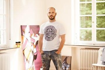 Neu dabei: Reso aka Patrick Jungfleisch