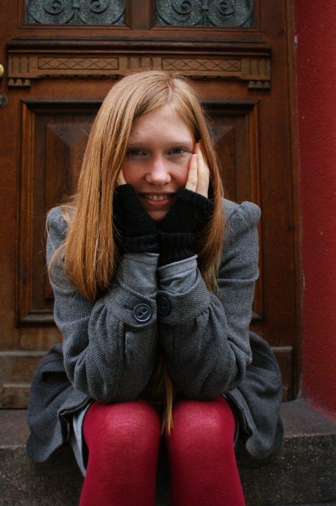Mit dabei: Annika Jonsson