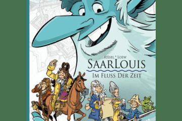 """PopRat-Geschenk-Tipp: """"Saarlouis im Fluss der Zeit"""""""