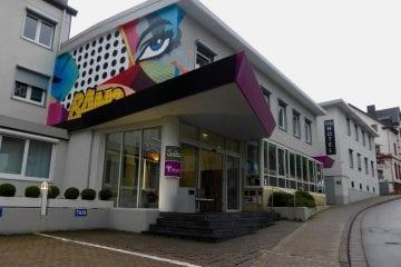 """""""Hotel Am Triller"""" fördert den PopRat Saarland: Das PopArt-Hotel ist neue Heimat des PopRats Saarland"""