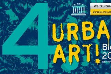 """""""4. UrbanArt Biennale® 2017"""" des Weltkulturerbes Völklinger Hütte endet mit Besucherrekord"""