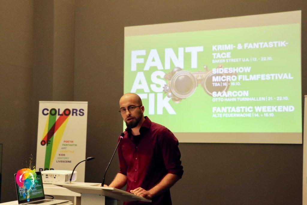 Fantastik in Gaming / Tanz in der Phantastik – Phantastik im Tanz: Vorträge von PopRat Gregor Theado und PopRätin Tanja Karmann