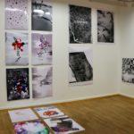 """Impressionen von der """"Gig Poster""""- Ausstellung von PopRat, HBK und Galerie Neuheisel"""