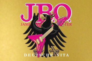 """J.B.O.: Neues Album """"Deutsche Vita"""" und Konzert am 31.03.2018 im Lokschuppen Dillingen"""