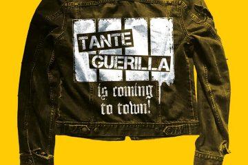 """""""Tante Guerilla"""" zieht ins Luisenviertel – Eröffnung am 01.06.2018 mit Live-Musik"""