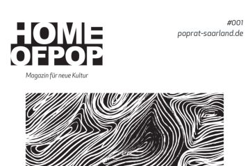 Magazin: Home of Pop #001
