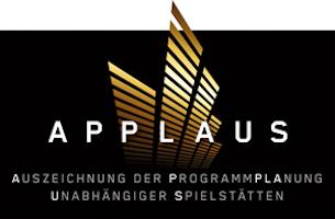 Bewerbungsphase zum Musikpreis APPLAUS 2018 endet am 22. Juni