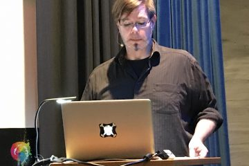Vortrag von PopRat und Bestseller-Autor Markus Heitz in der Fantastik-Ringvorlesung am 06.06.2018