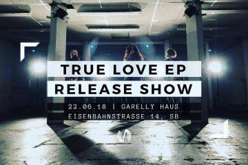 Southern Caravan Breath: EP Release Show am 22.6. um 18 Uhr im Garelly Haus