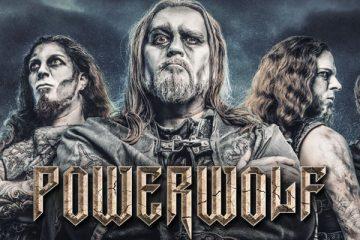 Powerwolf: Goldene Schallplatte in der Tschechischen Republik und neues Lyrik-Video