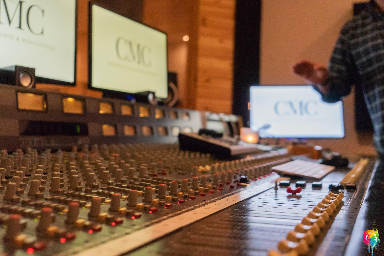 CMC Recording Studio: Workshop - Grundlagen: Recording, Mixing und Mastering