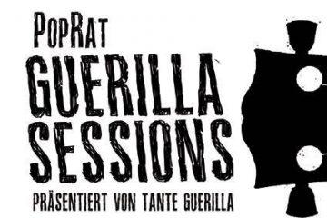 PopRat GuerillaSessions im Tante Guerilla Shop in Saarbrücken