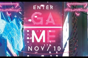 """Enter Game"" am 10.11.2018 im Modul"