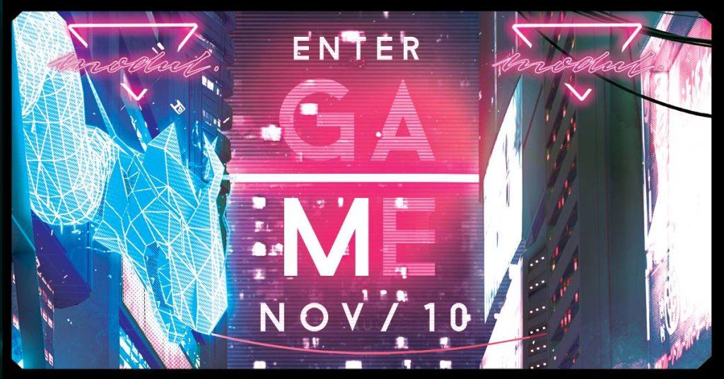"""Enter Game"" am 10.11.2018 im Modul"