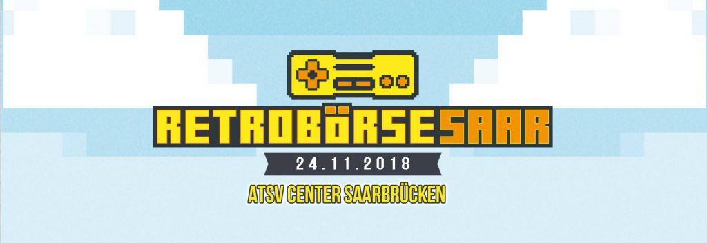 4. Retrobörse Saar am 24.November 2018 in Saarbrücken