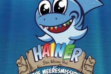 """Release: """"Hainer der kleine Hai - Auf Meeresmission"""" am 30.11.2018"""