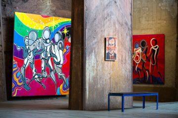"""Weltkulturerbe Völklinger Hütte präsentiert sich mit der """"5. UrbanArt Biennale® 2019 Unlimited"""" auf der """"art Karlsruhe"""""""