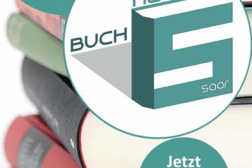 Buchmesse Saar 2020: PopRat ist Partner!