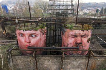 """PopRat Saarland ist Partner der  """"5. UrbanArt Biennale® 2019 Unlimited"""" des Weltkulturerbes Völklinger Hütte"""