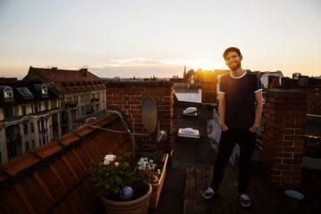 Neu im PopRat: Sebastian Blum