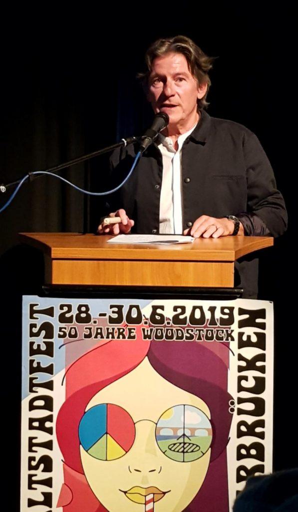The spirit of Woodstock beim Saarbrücker Altstadtfest