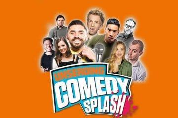 UNSERDING Comedy Splash am 24.05.2019 in der Congresshalle