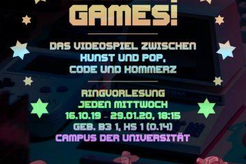 Ringvorlesung Games Games Games